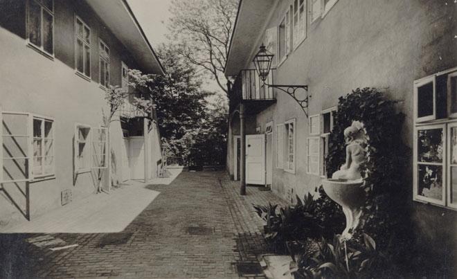Maison natale de Franz Schubert © Gallica-BnF