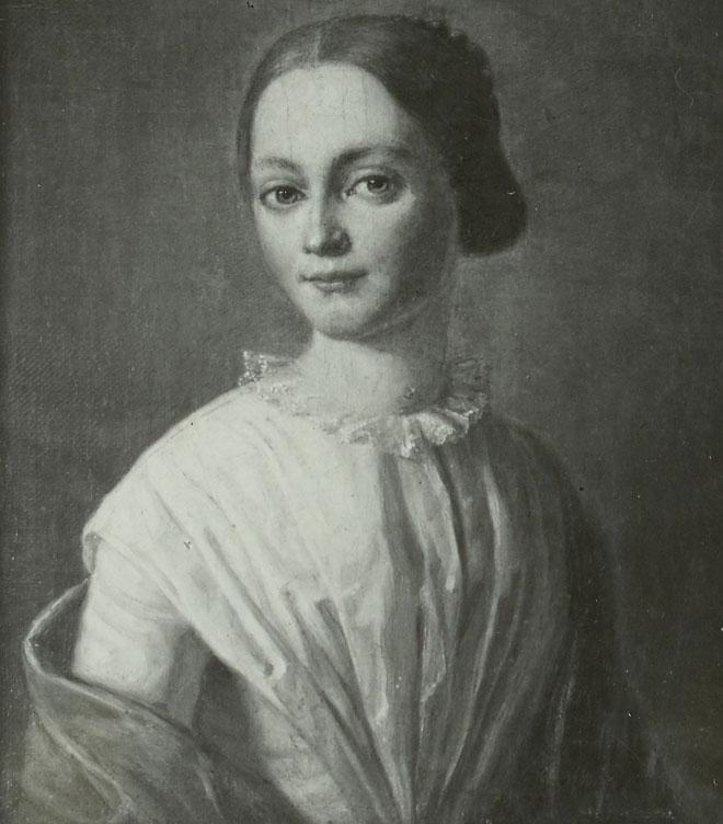Clara Schumann © SLUB-Deutsche Fotothek