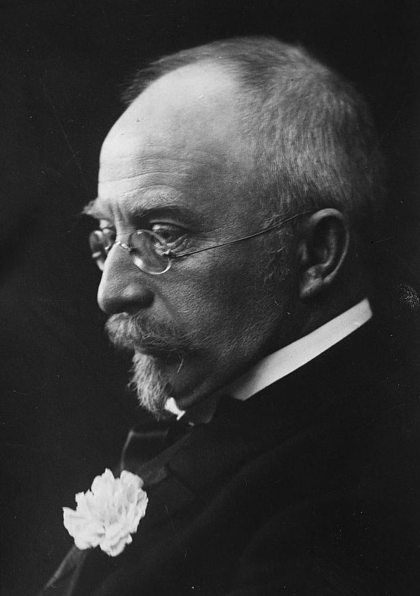Christian Sinding © Library of Congress