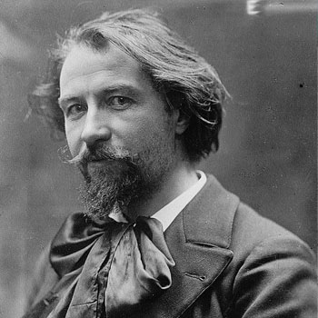 Portrait de Gustave Charpentier, entre 1910 et 1915 © Library of Congress