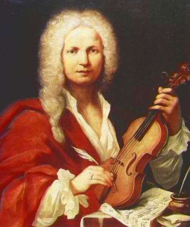 Portrait d'Antonio Vivaldi, Bologne, 1723 © Civico Museo Bibliografico Musicale Bologna