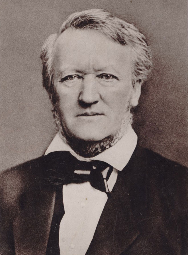 Richard Wagner ©BnF