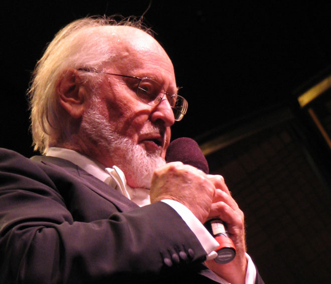 John Williams en 2007. Photo de TashTish CC BY 3.0