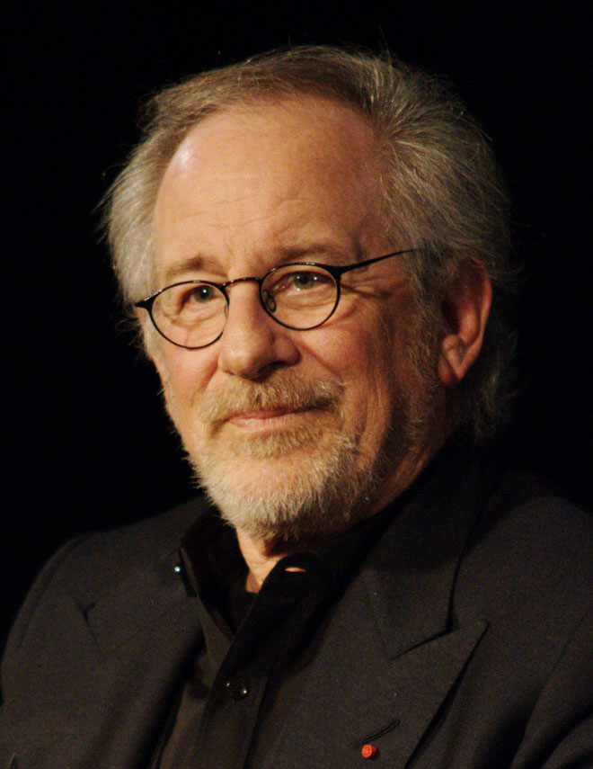 Steven Spielberg à la Cinémathèque Française © Romain Dubois CC