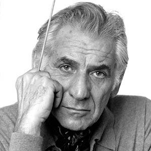 Portrait du compositeur Bernstein Leonard par Jack Mitchell ©wikimedia