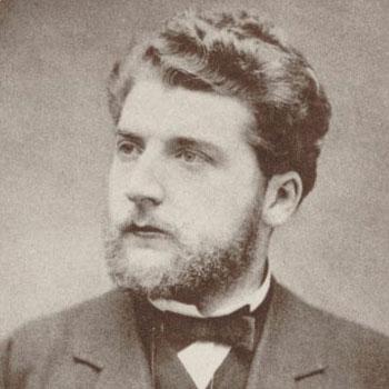 Portrait du compositeur Georges Bizet 1870 © Gallica Bnf