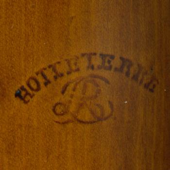 Marque, flûte traversière attribuée à Jacques Hotteterre le Romain, Paris, début XVIIIe siècle, E 999.6.1 © Musée de la musique - Photo Jean-Marc Anglès