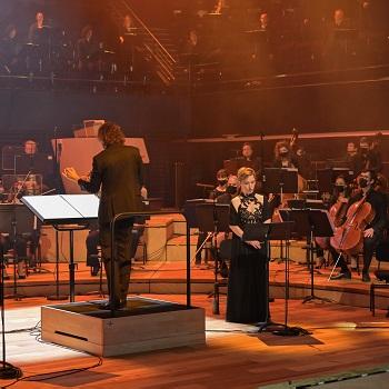 Philharmonie Concert vocal OCP 2020 2021. Photo : Gil Lefauconnier