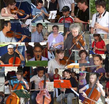 Academie musicale de Blois 2010 @ Patrice Vanneufville