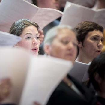 Chœur de l'orchestre de Paris-Cité de la musique-Philharmonie de Paris © Marco Borggreve