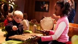 Atelier de pratique pour enfants-Cité de la musique-Philharmonie de Paris-©William Beaucardet