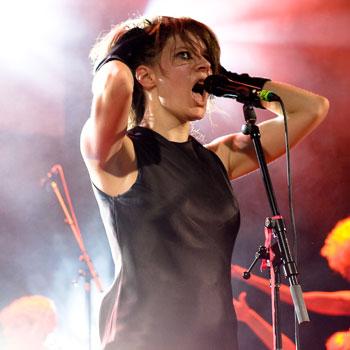 Camille en 2009 à Melbourne