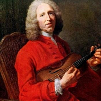 Jean-Philippe Rameau, par Joseph Aved