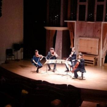 Quatuor Confluence-Cité de la musique-Philharmonie de Paris © DR