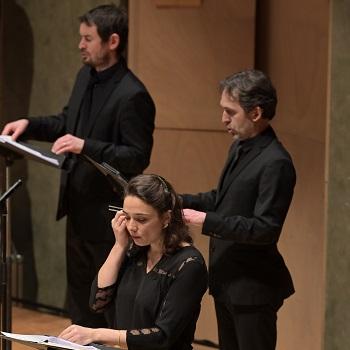 Cité de la musique, concert Ensemble Intercontemporain @ Gil Lefauconnier