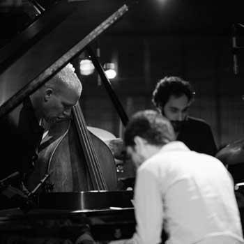 Trio d'Avishai Cohen, Tokyo 2014 © Yoko Higuchi