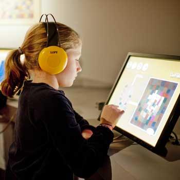 Musique Klee en mains © William Beaucardet