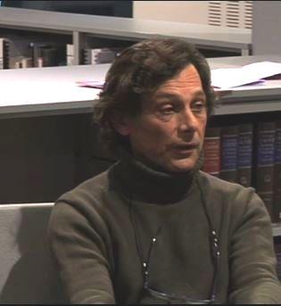 Rémi Varoutsikos, régisseur général du Parc et Grande Halle de La Villette