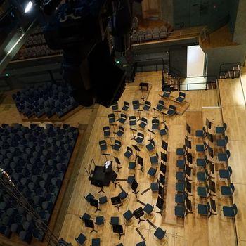 Technique, Salle, Cité de la musique © Charles d'Hérouville