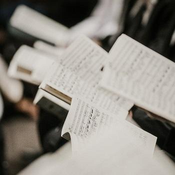 Orchestre de Paris Partition Photo : Marco Borggreve