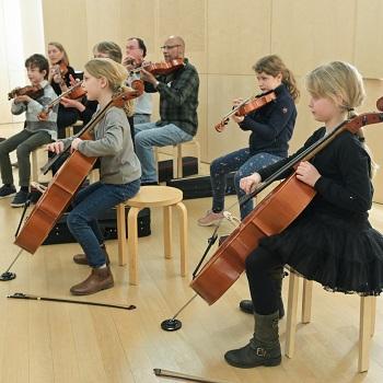 Parcours découverte atelier week-end thématique Beethoven