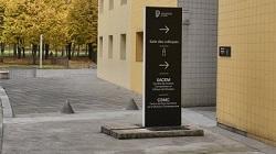 Cité de la musique accès Sacem