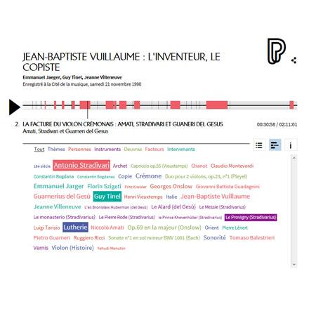 Conférence en ligne : Jean-Baptiste Vuillaume : l'inventeur, le copiste