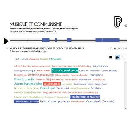 Conférence en ligne : musique et communisme