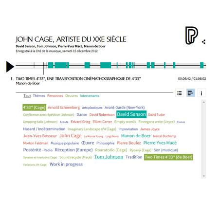 Conférence en ligne : John Cage, artiste du XXe siècle