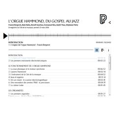 Conférence en ligne : L'orgue Hammond, du gospel au jazz