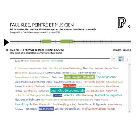 Conférence en ligne : Paul Klee, peintre et musicien