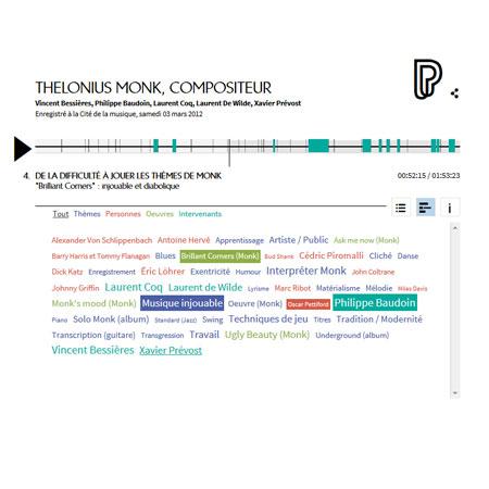 Conférence en ligne : Thelonious Monk, compositeur
