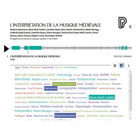 Conférence en ligne : l'interprétation de la musique médiévale