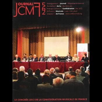 Journal de la Conférération musicale de France