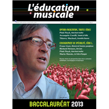 Éducation musicale : supplément baccalauréat