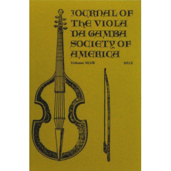 Viola da Gamba society of America