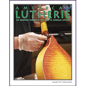 American lutherie