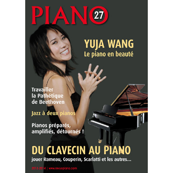Piano (supplt de La lettre du musicien)