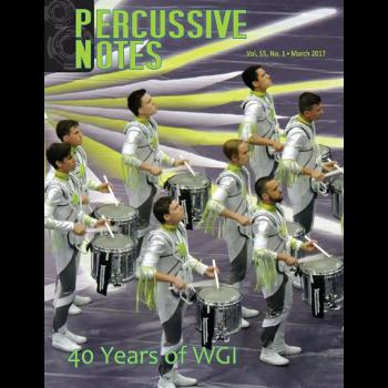 Percussive notes