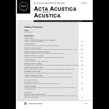 Acta acustica