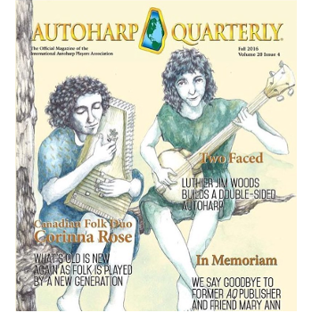 Autoharp quaterly