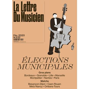 Lettre du musicien (La)