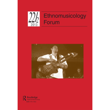 Ethnomusicology forum