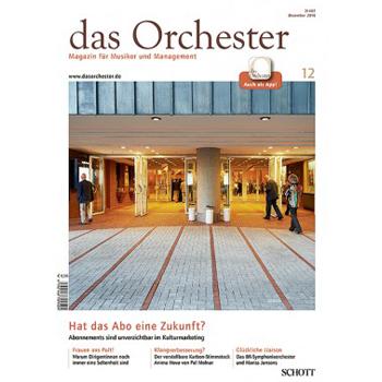 Orchester (Das)