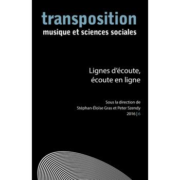 Transposition : musique et sciences sociales