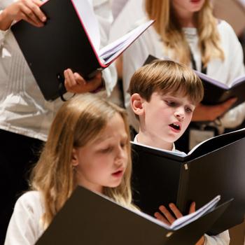 Partitions pour chœurs et chansons d'enfants