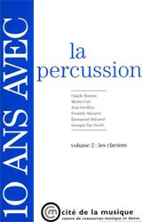 10 ans avec la percussion 2