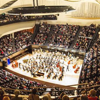 Partitions des œuvres jouées en concert à la Philharmonie
