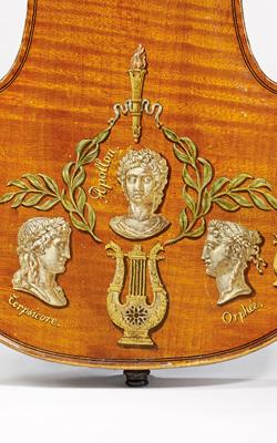 VIOLE D'AMOUR - Musée de la musique