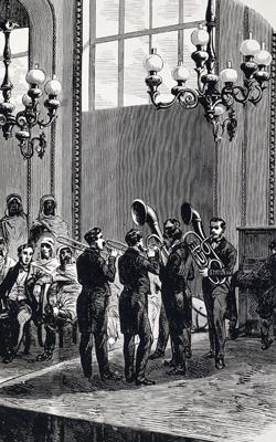 Concert chez Adolphe Sax - Musée de la musique